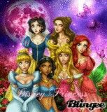Blingees in Disney Princess Collection Group, All Blingees [p. 1 ...