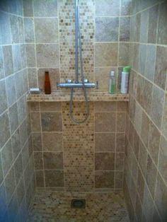 bath / Best Bath Room Shower Tile Travertine Ideas Plants inside organic gardening contain Bathrooms Remodel, Bathroom Interior, Amazing Bathrooms, Shower Remodel, Bathroom Shower, Remodel, Shower Tile, Bathroom Decor, Trendy Bathroom