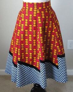 African Wear Dresses, Latest African Fashion Dresses, African Print Fashion, African Prints, Ankara Skirt, Ankara Gowns, Nigerian Outfits, Agbada Styles, African Print Skirt