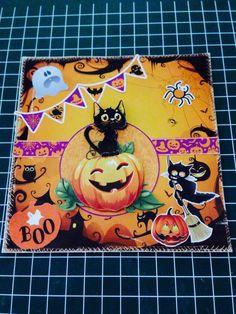 Halloween kaartje