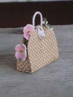 1960s Barbie purse
