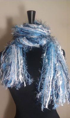 Carolina blue scarf