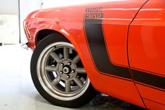 1970 Ford Mustang Boss 302   Bring a Trailer