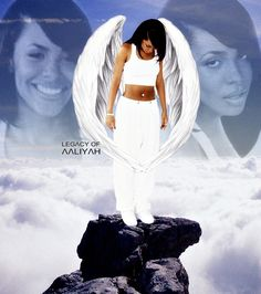 """legacyofaaliyah: """"""""Now I'm sitting here, thinking about you… ♥ """" """" Aaliyah Miss You, Rip Aaliyah, Aaliyah Style, Aaliyah Singer, Aaliyah Pictures, Aaliyah Haughton, One In A Million, Beyonce, Rihanna"""