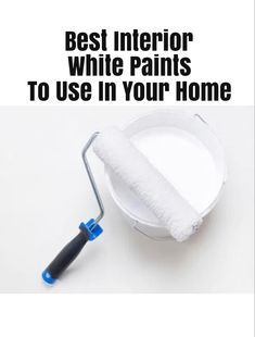 Top white paint choices of interior designers and professional painters with real life examples.