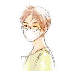 Resultado de imagen para chibi taehyung