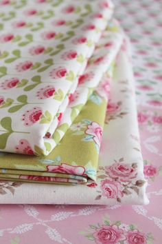 Tilda is designed by Tonne Finnager. A designer from Norway. Her products are produced by a company called Panduro Hobby in the UK. I love Tilda fabrics, embellishments and books