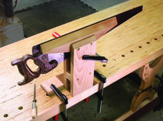 Woodworking Equipment A must-have device for sharpening saws. By Robert W. Lang Pages: From the June 2010 issue Jet Woodworking Tools, Woodworking Jigsaw, Woodworking Equipment, Woodworking Joints, Woodworking Magazine, Woodworking Workbench, Popular Woodworking, Woodworking Videos, Woodworking Projects