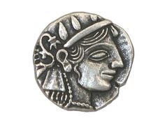 SALE 12 Julius Caesar Metal Shank Buttons 7/8 inch  by ButtonJones, $10.00