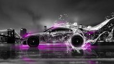 Nissan GTR R35 Crystal City Water Car 2014