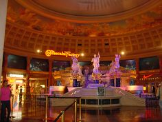 The Cheesecake Factory - Caesar's Palace, Las Vegas