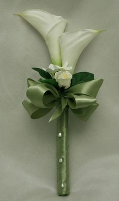 calalily wedding flowers