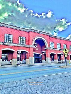 Greensboro Public Library - Central Branch - Downtown Greensboro   219 N Church St, Greensboro, NC 27401