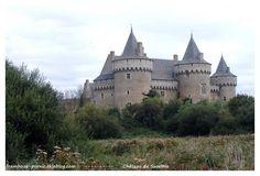 Château de Suscinio à Sarzeau ~ Morbihan ~ Framboise à Pornic ~ France