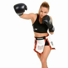 Womens kickboxing boise