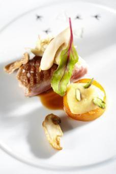 la cuisine des chefs by kalios le jardin des plumes eric guerin joackim salliot nadia sochealeau plat 4