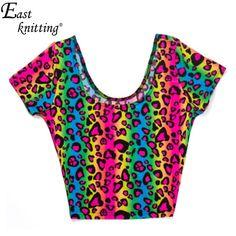 >> Click to Buy << X-103 Fashion Cap Sleeve Crop Top summer cartoon t shirts sexy women shirts punk #Affiliate