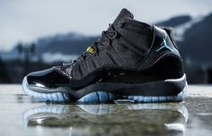 "Releasing: Air Jordan 11 Retro ""Gamma Blue"""