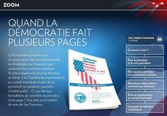 Quand la démocratie fait plusieurs pages - La Presse+