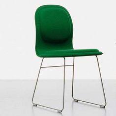 Jasper Morrison Hi-Pad Chair. Cappelini