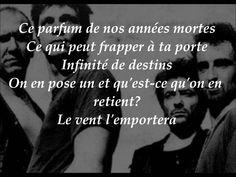 Noir Désir - Le Vent Nous Portera (lyrics) ---------------------------- = toute bonne musique est comme un vent = /savas keskin/