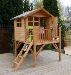 kids playhouse ideas - Google Search