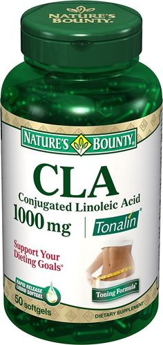 Nature's Bounty, Tonalin 1000 CLA Softgels, 50 ct ** Quickly view this special product, click the image Appetite Control Suppressants