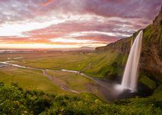 Seljalandfoss, Iceland - 10 Most Amazing Waterfalls Around the World Photos