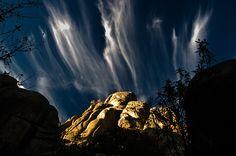 fotografia tomada en la tarde del 16 de noviembre de2008 ,con los ultimos rayos de sol en las cumbres de la pedriza de manzanares(madrid)  en la zona del cancho de los muertos  ‹ anterior siguiente ›  Tomas Meson