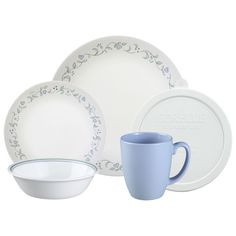 You'll love the Livingware Country Cottage 20 Piece Dinnerware Set at Wayfair - Great Deals on all Kitchen & Dining  products with Free Shipping on most stuff, even the big stuff.