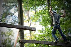 Kletterwald in Wetzlar: www.abenteuerparcours.de Climbing, Woodland Forest, Things To Do