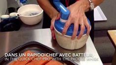 Recette Tupperware santé de Saumon à la moutarde de Meaux / Meaux mustar...