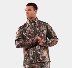 Men's Ridge Reaper® Softshell Camo Hunting Jacket