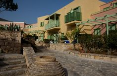 #Greece #Crete Crete Hotels, Beach Hotels, Heraklion, East Side, Greece, Mansions, House Styles, Building, Home