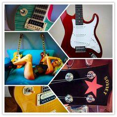#sovietguitar #guitarrasSoviet #SovietCustomShop
