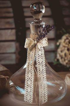 stefana gamou Diy Wedding, Wedding Day, Favors, Lavender, Wedding Decorations, Perfume Bottles, Bouquet, Engagement, Boho