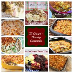 Lady Behind The Curtain - 25 Crowd - Pleasing Casseroles
