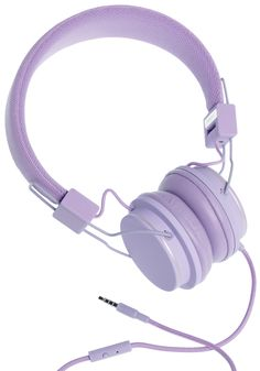 Thoroughly Modern Musician Headphones in Lavender by Urbanears - I think my headphones need to match my outfits