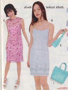 0ce0a0b71e The skirts were modestly knee-length.