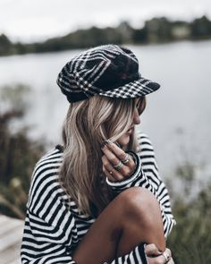 – Anzeige/ad – Post contains adlinks –Hello loves! We came back to Berlin on Sunday night and Klemens went to Amsterdam yesterday early morning for a job and I had… Have A Good Weekend, Baseball Hats, Hair Color, Stripes, Photoshoot, Boho, Female, Casual, Photography