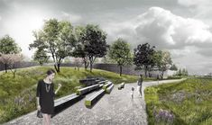 DELVA Landscape Architects (Project) - Ringdijkpark Schiphol - architectenweb.nl