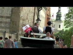 Kraków podczas Euro 2012 / Euro2012 in beautiful #Cracow #Poland