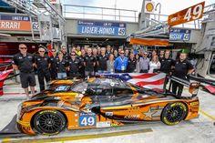 24h Le Mans 2016: Ozz Negri cumpriu um sonho com o Ligier Honda