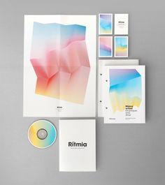 Ritmia Identity Package / Atipus