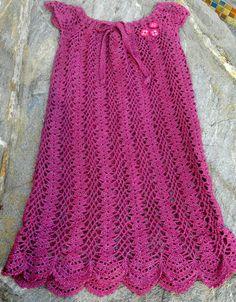 Neat stitch, lovely color