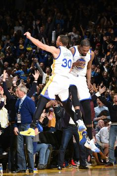 Steph & KD #DubNation #StrengthInNumbers