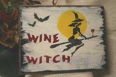 Wine Witch @Kerry Leasure @Jessica Marks