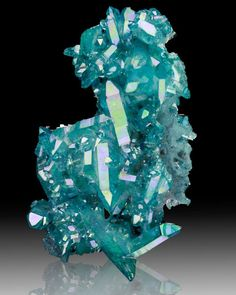 Aqua Aura Quartz - Brazil ~ Superb Gleam & Sparkle!