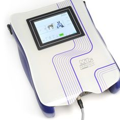 My new laser unit--loving cold laser therapy!