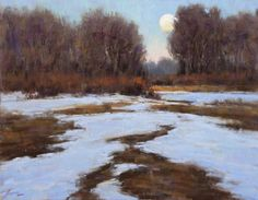 Pastel Pick of the Week   Colorado Landscapes by Lorenzo Chavez on http://www.artistsnetwork.com